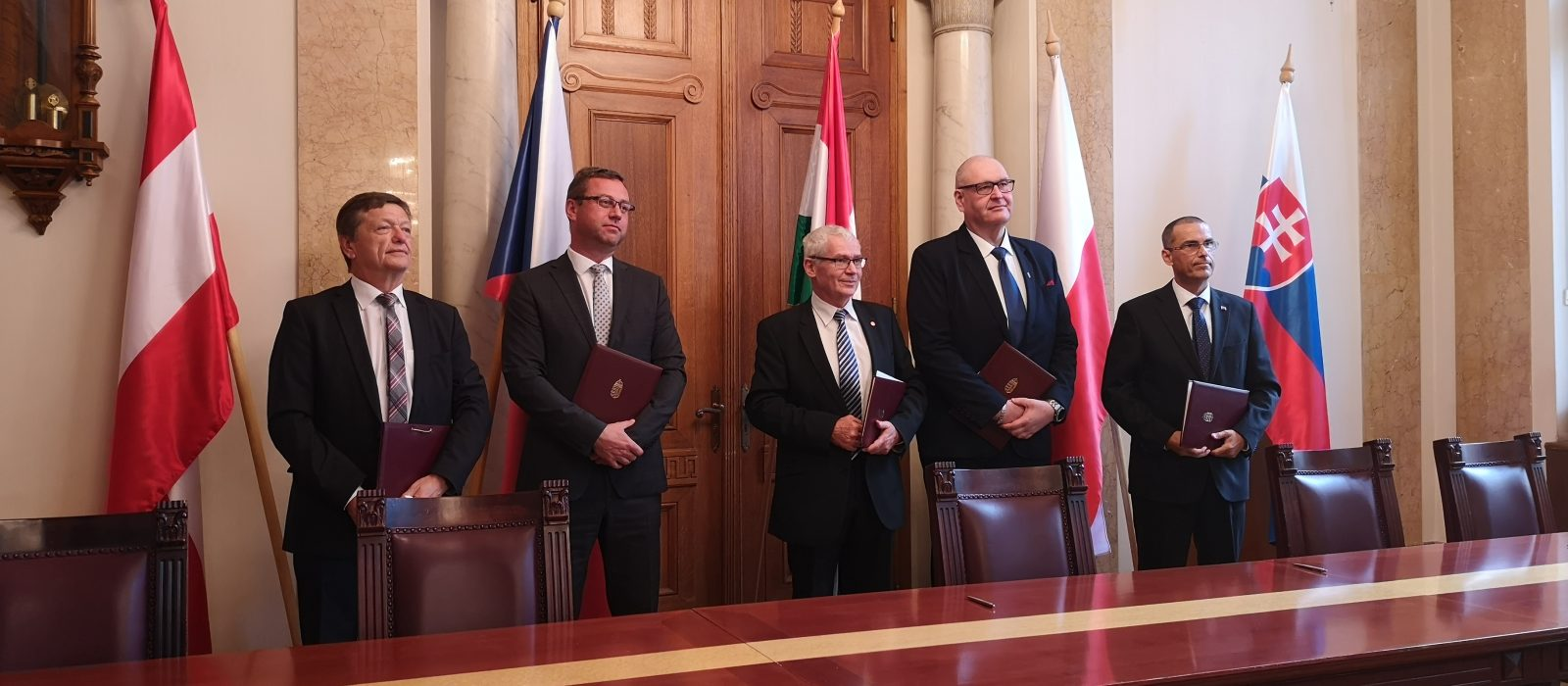 Illustration: 150 Jahre ungarische Staatsanwaltschaft – Konferenz in Budapest