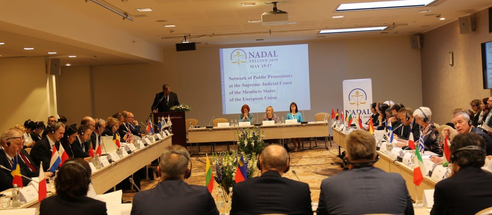 Illustration: NADAL-Netzwerk – Präsidentschaft